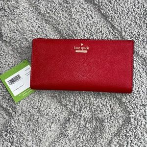 NWT ❤️ Kate spade Cameron street Lacey wallet
